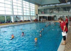 Mini Waterpolo Kicks Off At Pasc Portadown Amateur Swimming Club